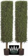 faux christmas trees artificial christmas plants