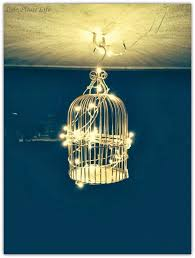 How To Make A Birdcage Chandelier Time December 2013