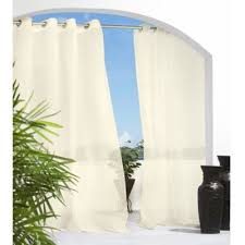 Ivory Linen Curtains Buy Linen Sheer Curtains From Bed Bath Beyond