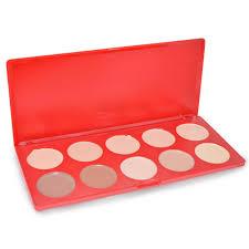 Color Concealer Ads Color Series 10 Color Concealer With Lipstick U0026 Hair Rubber