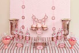 it s a girl baby shower ideas create a it s a girl baby shower with a pink party collection
