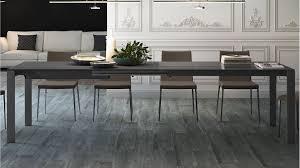 Anthracite Laminate Flooring Natchez Glass And Aluminum Dining Table Zuri Furniture