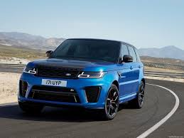 range rover lifted land rover range rover sport svr 2018 pictures information