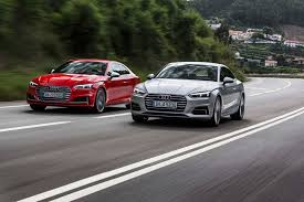 audi dashboard a5 2018 audi a5 s5 first drive review