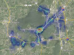map of oregon wi mapping crime in wisconsin squared statistics