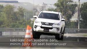 perbedaan lexus dan harrier ini dia penjelasan fitur all new toyota fortuner indonesia