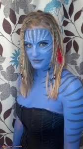 Halloween Avatar Costume Homemade Avatar Costume Photo 3 7