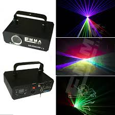 laser lights new rgb ilda stage dj laser lights color 1w rgb animation