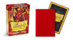 dragon shield classic standard size sleeves yellow 100ct
