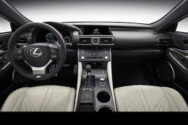 lexus lc truecar 2015 lexus rc f coupe officially unveiled eyes bmw u0027s new m4 w video
