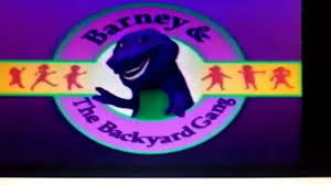 opening to barney and fraggle rock gang the backyard show 2000 vhs