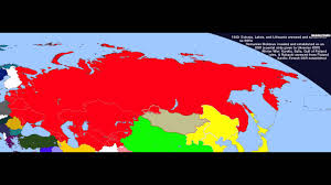 Ussr Map 1866 Territorial Evolution Of Russia And The Ussr Youtube