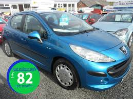 used peugeot diesel cars for sale used peugeot 207 for sale west midlands