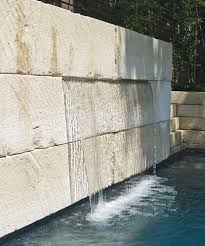 Backyard Feature Wall Ideas Best 25 Modern Water Feature Ideas On Pinterest Water Features