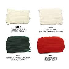 green paint swatches how to pick the right exterior paint colors southern living
