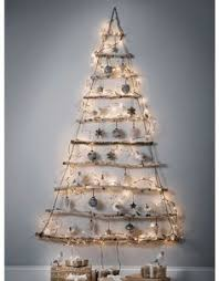 small light up christmas tree frosted branches hanging tree small christmas ideas pinterest