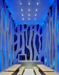 light architecture led house illuminates lake constance in