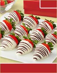 White Chocolate Covered Strawberry Box Chocolate Covered Strawberries Recipe