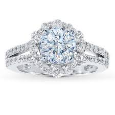 halo engagement ring settings design a ring jared the galleria of jewelry