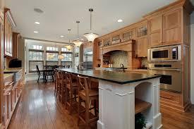 kitchen with an island 22 luxury galley kitchen design ideas pictures
