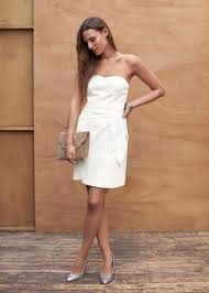 robe mariage civile une robe de mariage civil sézane coup de coeur