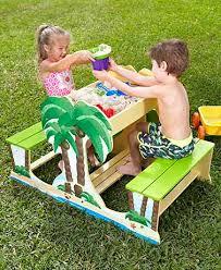 kids outdoor picnic table kids outdoor picnic table sandbox the lakeside collection