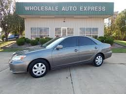 2003 toyota camry xle for sale 2003 toyota camry le in columbus ms wholesale auto express