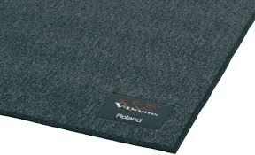 roland drum rug tdm 10 132 x 124 cm