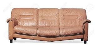 ugly couch ugly broken and dirty couch on white stock photo picture and