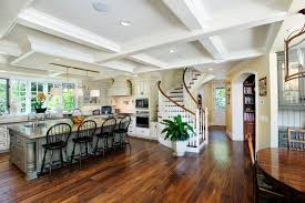 open kitchens with islands ceiling lighting and hardwood floors also open kitchen with