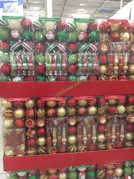 shatter resistant ornaments 50 pc costcochaser