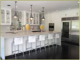 Mirrored Backsplash In Kitchen Mirror Tile Backsplash Home Design Ideas