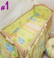 Nursery Cot Bedding Sets 5 Baby Bedding Set Nursery Cot Cot Bed All Padded