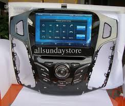 radio for ford focus 8 car dvd player for ford focus 2012 2013 with gps navigation