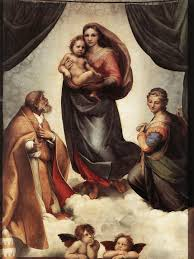 top 10 art inspired pixers products sistine madonna religious original paintings
