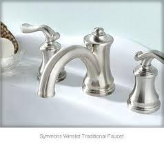 symmons kitchen faucets symmons kitchen faucets michaelresin site