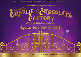 charlie and the chocolate factory news cessnock st