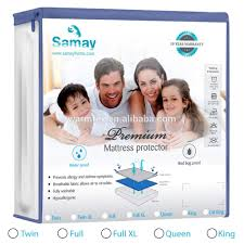 color waterproof mattress protector color waterproof mattress