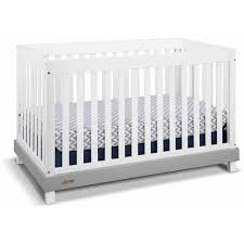 4 In 1 Convertible Crib White Graco Maddox 4 In 1 Convertible Crib White Gray Walmart