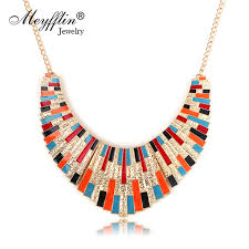 necklace vintage images Buy maxi necklace collares 2017 vintage statement jpg