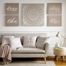 Hanging Pictures On Wall by Expert Design Tips For Hanging Wall Art In The Home