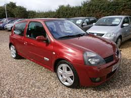 renault clio 2002 sedan used renault clio 2003 for sale motors co uk