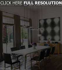 modern lighting for dining room modern design ideas