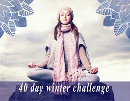 the livingroom 40 day winter yoga challenge
