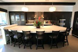 Kitchen Island Seats 6 Kitchen Island Seats Magnetic Kitchen Island Seating Area For