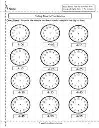 collection worksheets on time pictures worksheet for kids images