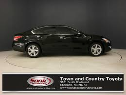 2015 nissan altima xtronic cvt used 2015 nissan altima for sale in charlotte nc stock pfc157041