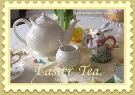 easter tea party the nest at finch rest easter egg tea party