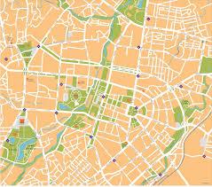map vector tashkent vector map eps illustrator vector maps of asia cities