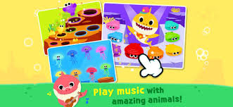 baby shark youtube learning station pinkfong baby shark on the app store